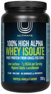 Brad King Ultimate High Alpha Protein Tropical Vanilla 750 Grams