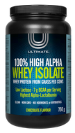 Brad King Ultimate High Alpha Protein Chocolate 750 Grams