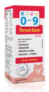 Homeocan Kids 0­9 Throat Ease Syrup 250 Ml
