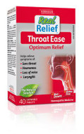 Homeocan Real Relief Throat Ease 40 Tablets