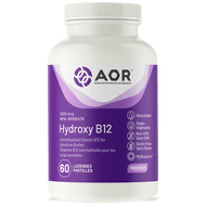 AOR Hydroxy B12 - 60 Lozenges
