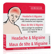 Homeocan Headache & Migraine Pellets 4g