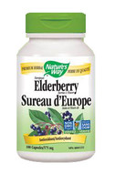 Nature's Way Elderberry 100 Veg Capsules