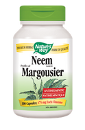 Nature's Way Neem 100 Veg Capsules