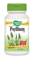 Nature's Way Psyllium Husks 100 Veg Capsules