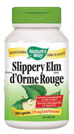 Nature's Way Slippery Elm Bark 100 Veg Capsules