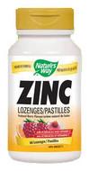 Nature's Way Zinc Lozenges 60's