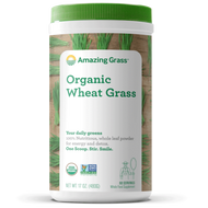 Amazing Grass Organic Wheat Grass 480 Grams 60 Servings