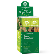 Amazing Grass Green Superfood Original Box of 15X8 Grams
