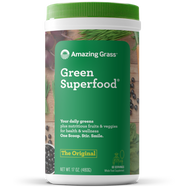 Amazing Grass Green Superfood Original 480 Grams 60 Servings