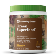 Amazing Grass Green Superfood Chocolate 240 Grams 30 Servings