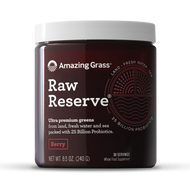 Amazing Grass Raw Reserve Berry 240 Grams 30 Servings