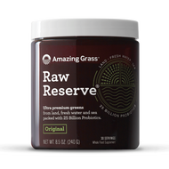 Amazing Grass Raw Reserve Original 240 Grams 30 Servings