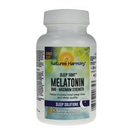 Nature's Harmony Sleep Tight Melatonin Max 9 mg 60 Sublingual Tablets