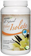 Precision All Natural Whey Isolate  Vanilla Delight 375 Grams