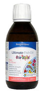 Progressive Ultimate Fish Oil For Kids Liquid 200 Ml