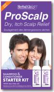 Herbal Glo Proscalp & Itchy Scalp Starter Kit 2X 120 ml