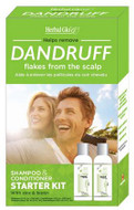 Herbal Glo Dandruff & Dry Scalp Starter Kit 2 X 120 ml