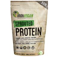 Iron Vegan Sprouted Protein Vanilla 500 Grams
