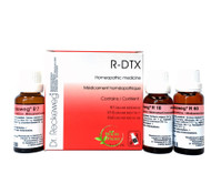 Dr Reckeweg R-DTX Kit 50 Ml