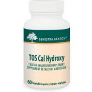 Genestra TOS Cal Hydroxy 60 capsules (7446)