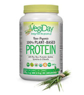 VegiDay Raw Organic Plant Based Protein Unflavoured 840 g