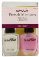 Suncoat French Manicure Kit 2 x 11 ml