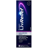 LivRelief Varicose Vein Cream 50 Grams