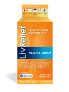 LivRelief Healing Cream 10 X 1.5 g