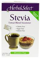 Herbal Select Stevia Extract Packets 100 x 0.5 g