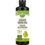 Manitoba Harvest Organic Hemp Seed Oil 250 ml