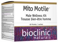 Bioclinic Naturals Mito Motile Male Wellness Kit