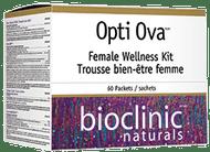 Bioclinic Naturals Opti Ova Female Wellness Kit