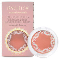 Pacifica Blushious Coconut & Rose Infused Cheek Colour Camellia 0.10 Oz