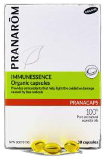 Pranarom Pranacaps Immunessence 30 Softgels