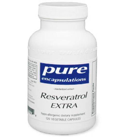 Pure Encapsulations Resveratrol EXTRA 60 Capsules