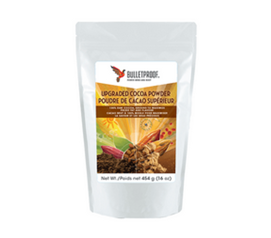Bulletproof Chocolate Powder 454 Grams