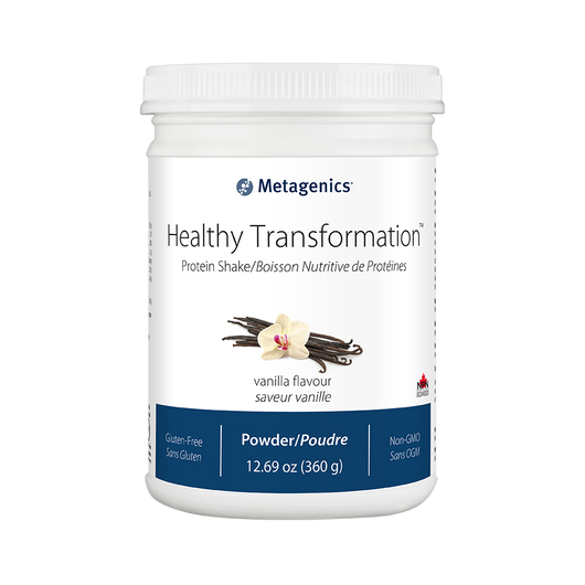 Metagenics Healthy Transformation Shake Vanilla 360 g