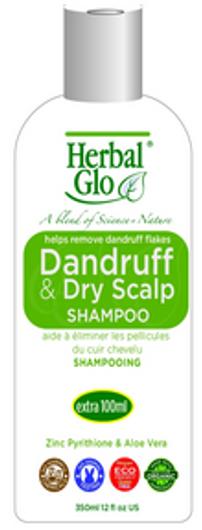 Herbal Glo Dandruff & Dry Scalp Shampoo 350 Ml