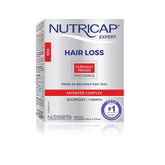 Nutricap Hair Loss 30 Capsules