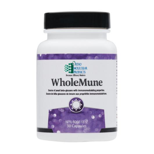 Ortho Molecular Products WholeMune 30 Capsules