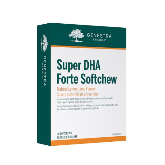 Genestra Super DHA Forte Softchew 36 Softchews
