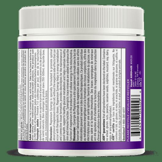 Aor Magnesium Synergy Powder 250 g