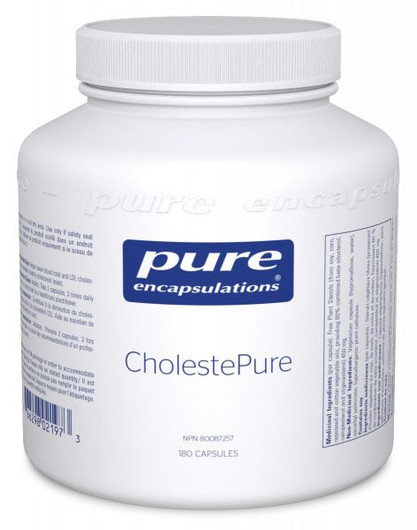 Pure Encapsulations Cholestepure 120 Veg Capsules