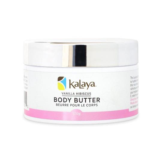 Kalaya Vanilla Hibiscus Body Butter 120 g