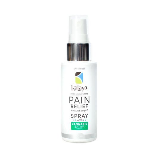 Kalaya Cannabis Sativa Pain Spray 60 ml