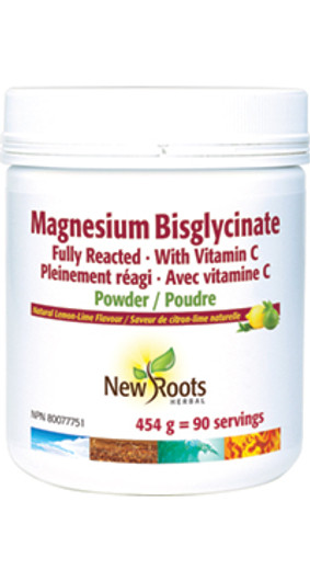 New Roots Magnesium Bisglycinate 454 g