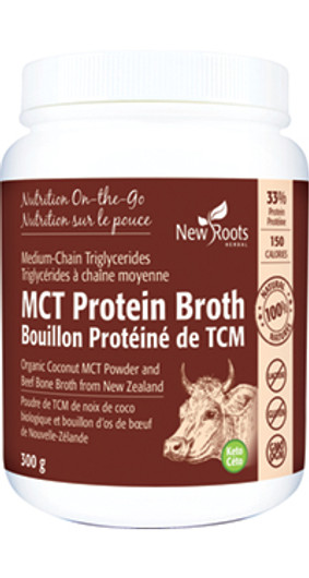 New Roots MCT Protein Broth 300 g