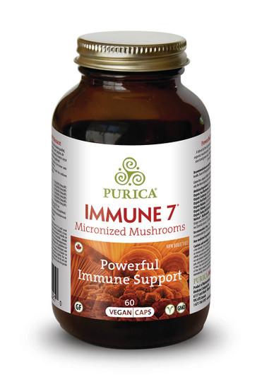 Purica Immune 7 - 60 Veg Capsules