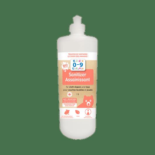 Homeocan Kids 0-9 Natural Biodegrable Sanitizer 1 L